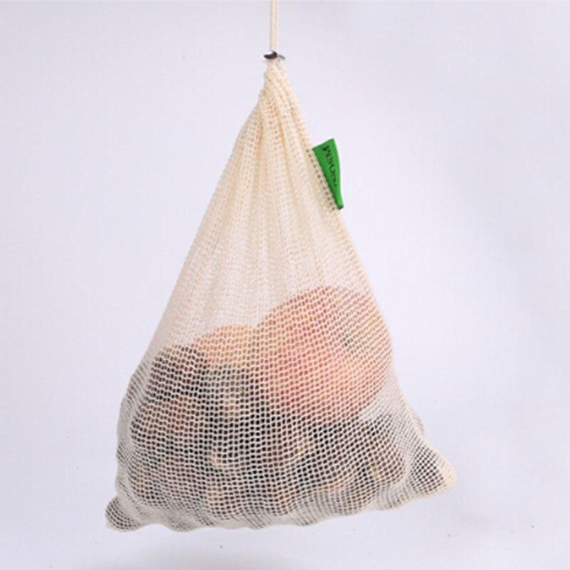 Reusable Produce Bag with Drawstring