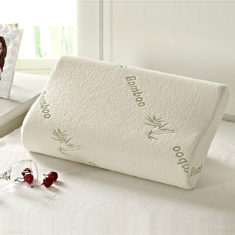 Bamboo Memory Foam Orthopedic Pillows
